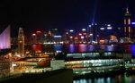 33 Star Ferry Terminal at Night