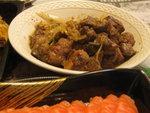 洋蔥炒塔斯曼尼亞牛肉