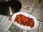 香煎蜜汁雞翼