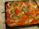 海鮮野米焗飯