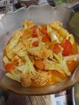 番茄煮福花