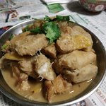 香芋炆五花肉