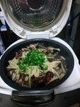 肉排黃鱔焗飯a