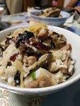 肉排黃鱔焗飯