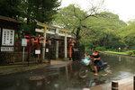 雨下不停 - 上野恩𧶽公園