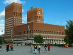 Oslo City hall 奧斯陸市政廳