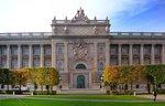 Riksdagshus_entre瑞典國會
