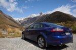 Ford @ Otira Valley,Aurthur's Pass