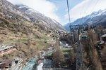 going up to Matterhorn
