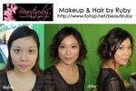 Ruby - Makeup & Hair