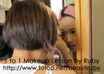 1 to 1 Makeup Lesson