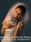 Wedding Magazine Shooting - Bridal Makeup