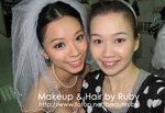 Wedding Magazine Shooting - Bridal Maekup
