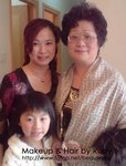 Ms Chan's Family - Makeup & Hair