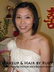 Bridesmaid Makeup & Hair Styling