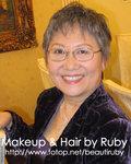 Senior Makeup & Hair Styling