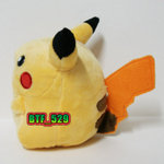 plush pikachu orange 6