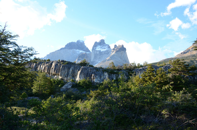 Chile Travel TDP Torres Del Paine W Trek hiking