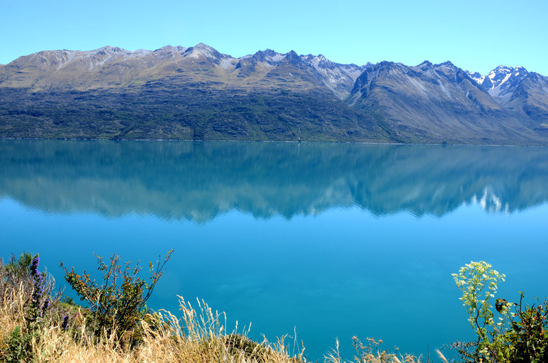 Glenorchy New Zealand South Island Travel