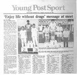 19891128-南華早報_Enjoy life without drugs