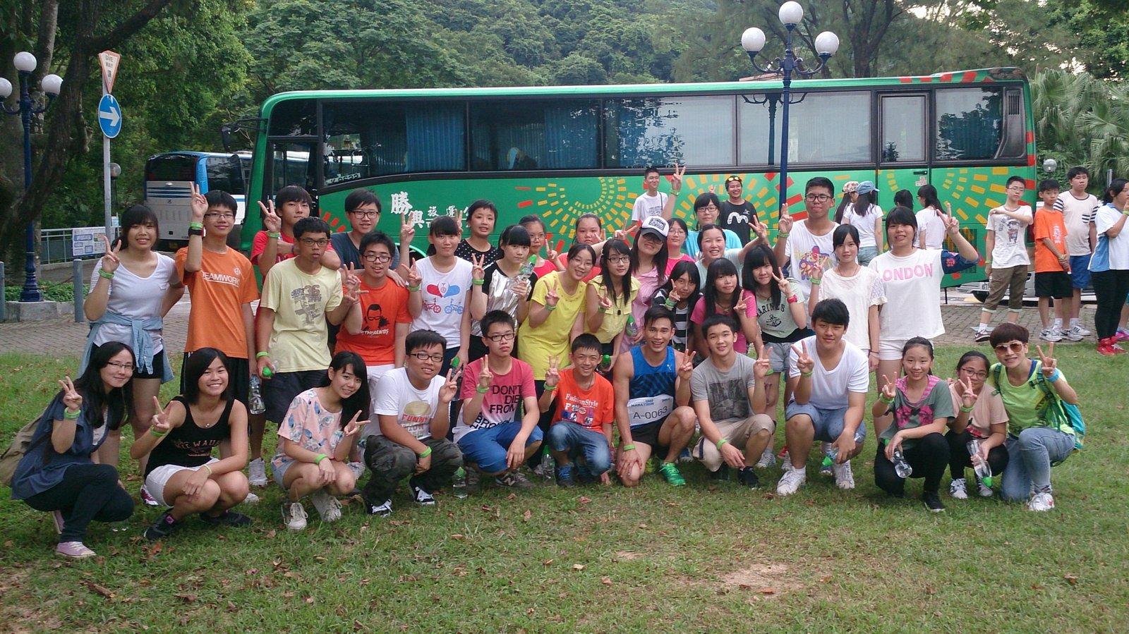20140706-香港青少年發展聯會_青年音樂節之青蔥自由行_與藝人王梓軒拍攝主題曲MV