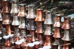 銅製土耳其咖啡壼