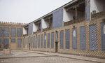Harem in the palace, Khiva