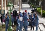 一群德黑蘭學生