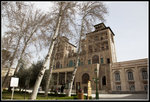 Emarat Badgir (Building of the Wind Towers)-有4個風塔,作用是把涼風帶入建築物內