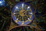 小東正教教堂內的壁畫