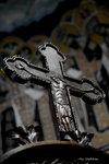 小東正教教堂內的木十字架