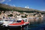 在碼頭可登上遊船出海從另一角度欣賞古城風貌