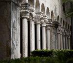修道院內的迴廊