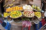 街上的水果檔
