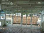 蠔涌村天台玻璃屋