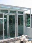 西貢對面海泰湖閣天台玻璃屋