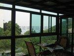 清水灣銀灣花園天台玻璃屋