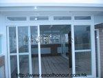 西貢沙角尾天台玻璃屋