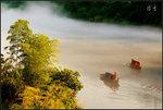 霧如煙 輕舟和唱江水寒