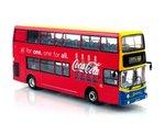 Dublin Bus - Coca-Cola #AX587