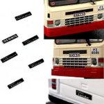 DG-002 : DENNIS logos (Metal Sticker)