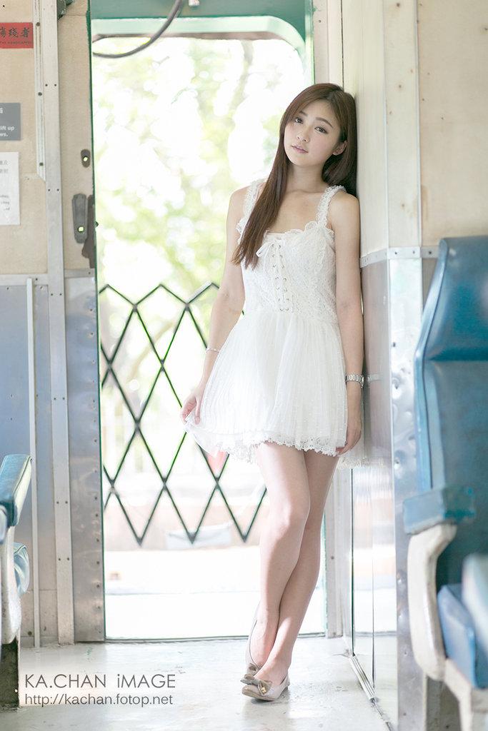 夏日火車站 - Shirley