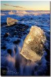 飄浮的水晶