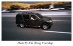 紅外線拍攝的Pan車相片 ^00^