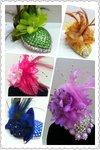 新娘頭飾 - 晚裝系列