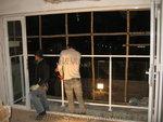 新造及安裝露台玻璃圍欄
