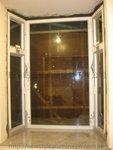 40料銀色鋁窗 (2)