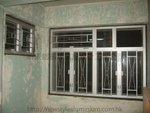 銅鑼灣永德大廈 鋁窗