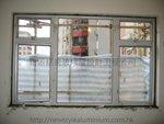 大坑浣紗花園 鋁窗 (7)