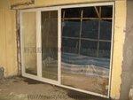 西貢白石臺 鋁門窗